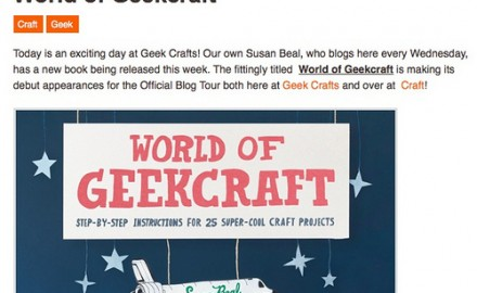 World of Geekcraft blog tour!