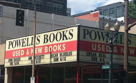 Powell's and a Craft Party!