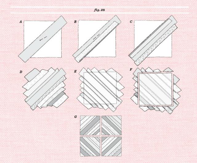 West Coast Crafty : string quilting tutorial - Adamdwight.com