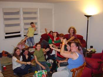 March 2006: Start your own craft circle!