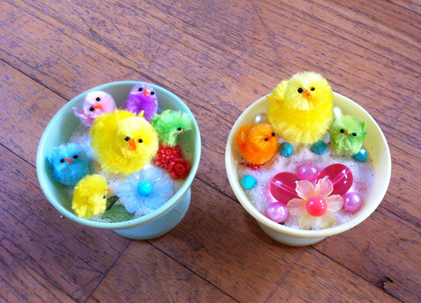 Easter pretties - West Coast Crafty