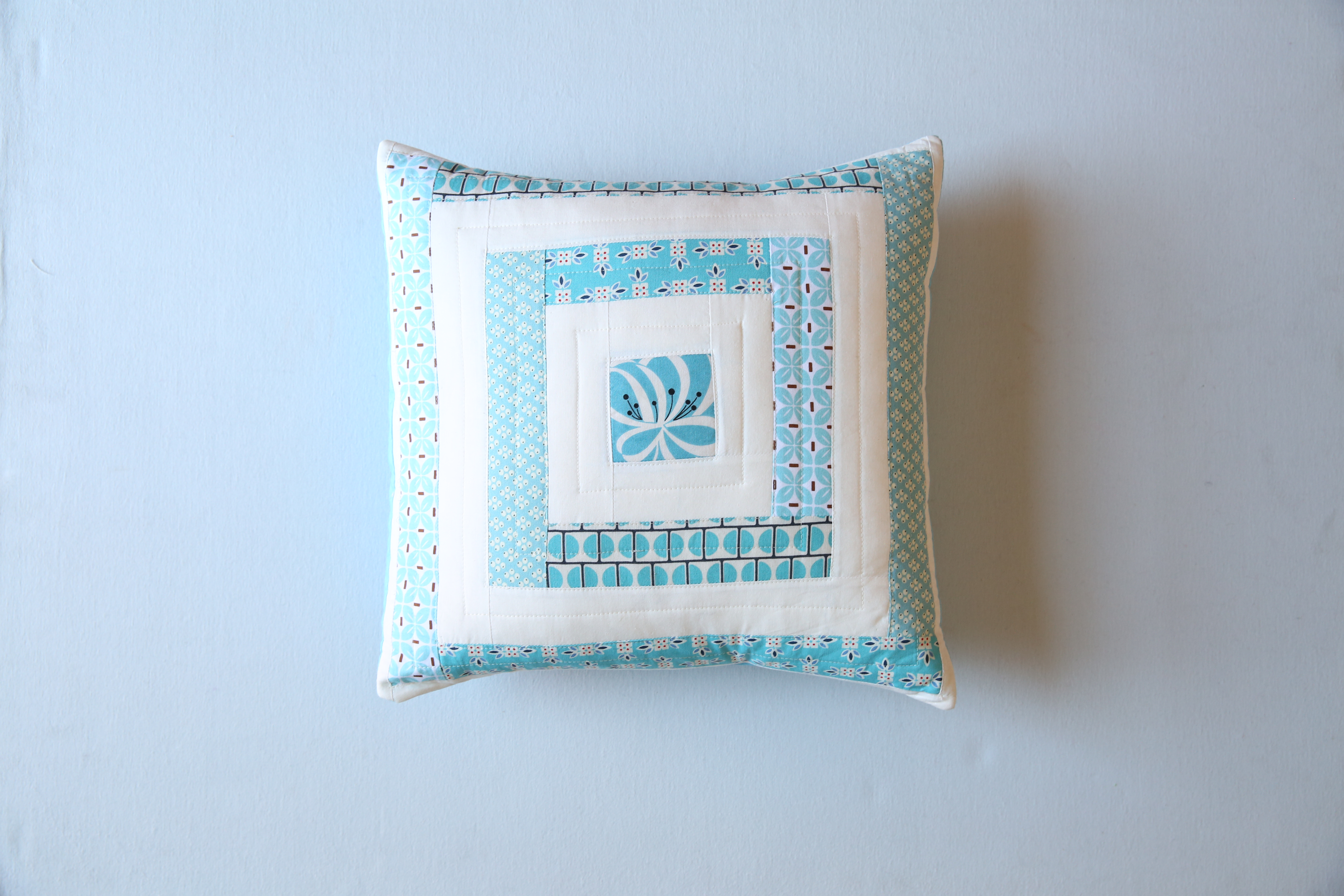 Quilting Ideas For Pillows : West Coast Crafty