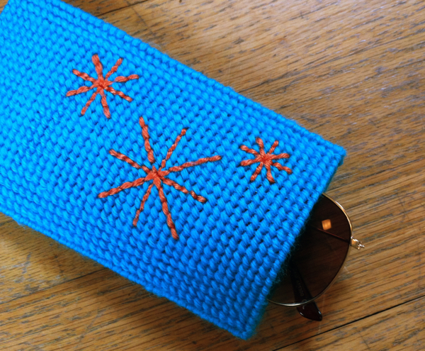 asterisk sunglasses case yay