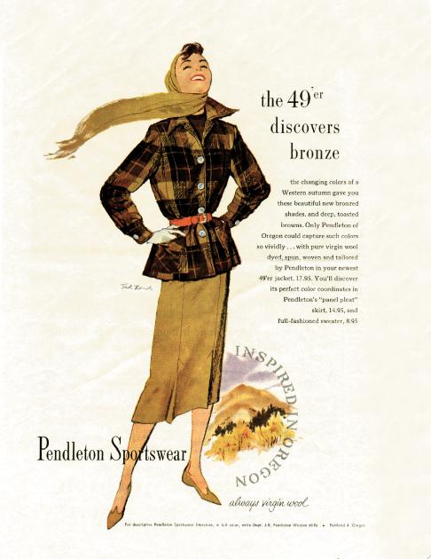 Pendleton 49er jacket - Pendleton Woolen Mills