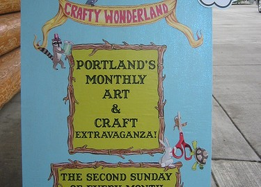 make your own earrings at Crafty Wonderland this Sunday