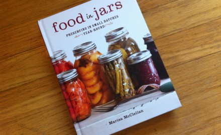 food in jars – the cookbook