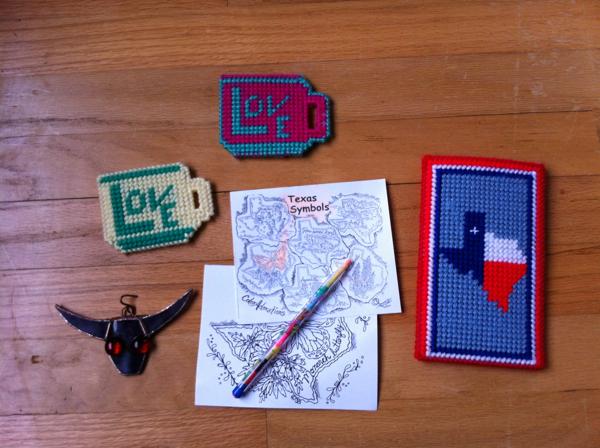 Austin souvenirs