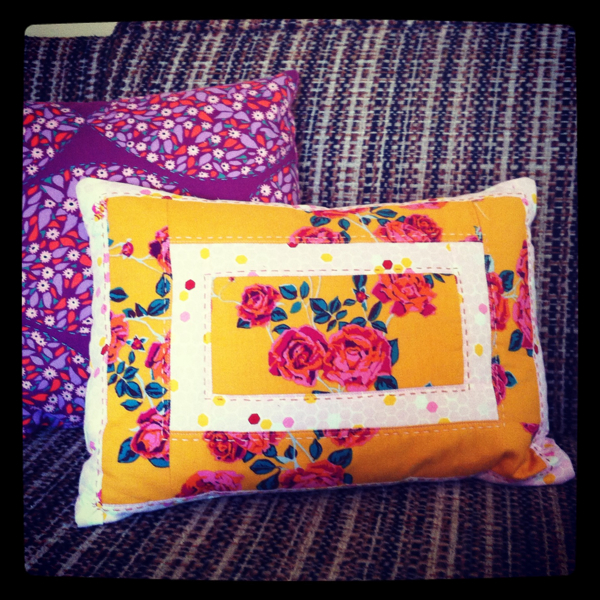 anna maria horner log cabin pillows for creativebug