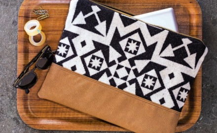 Laptop Sleeve tutorial on Design*Sponge!