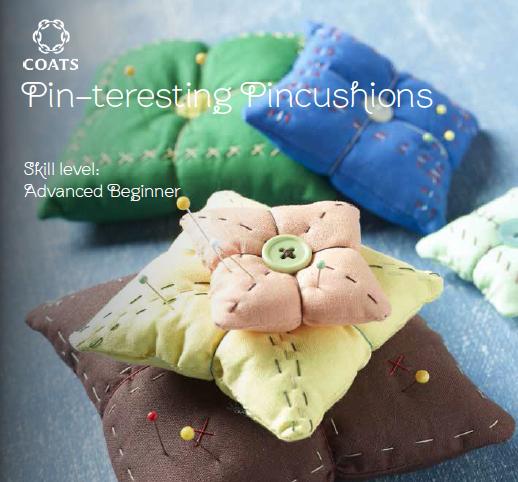 Pin-teresting Pincushions